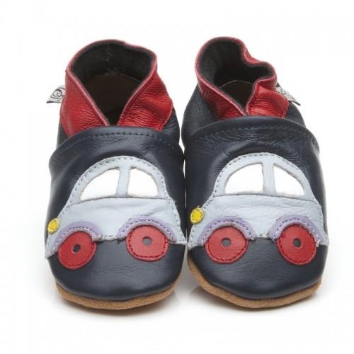 Black Car Shoes
