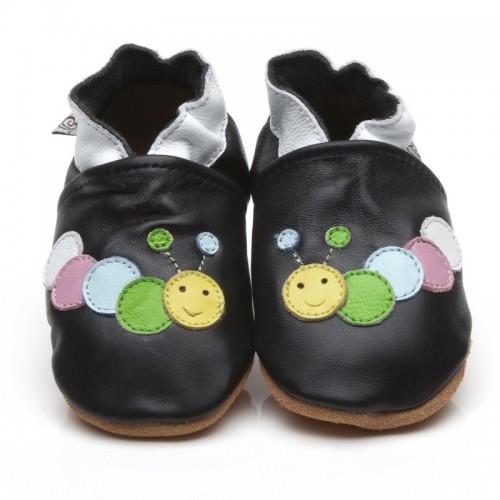 Black Caterpillar Shoes
