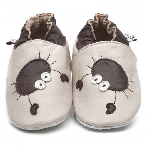 Brown Crab Shoes
