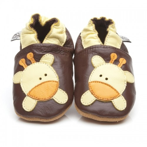 Brown Giraffe Shoes