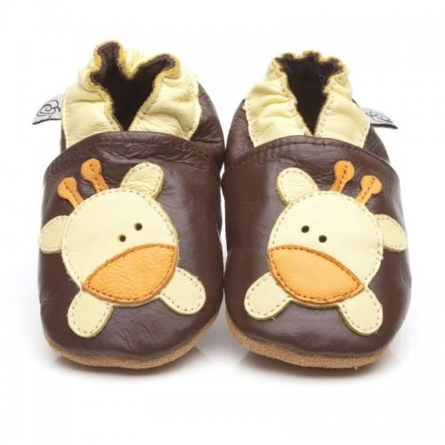 Brown Giraffe Shoes