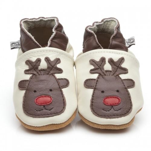 Brown Reindeer Shoes