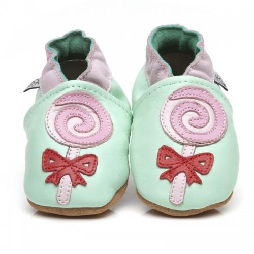 Green Lollipop Shoes