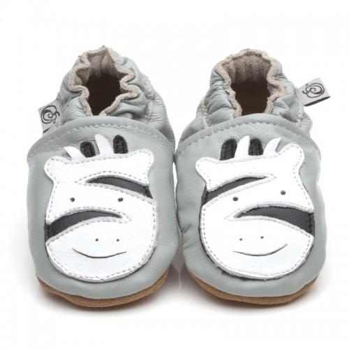 Grey Zebra Shoes