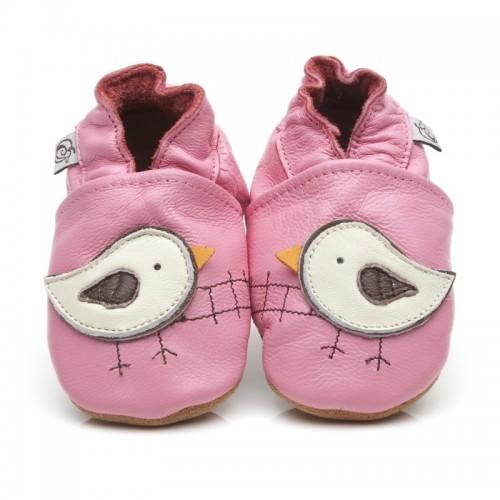 Pink Bird Shoes