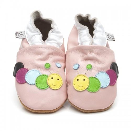 Pink Caterpillar Shoes