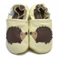 Cream Hedgehog Shoes