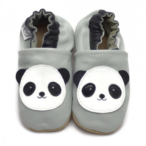 Grey Panda Shoes