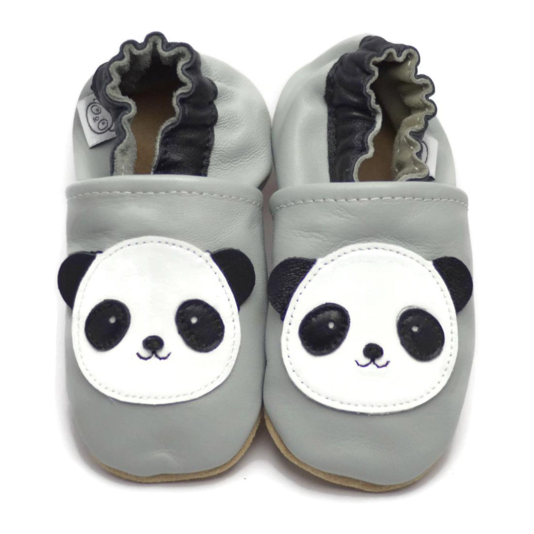 Grey Panda Shoes