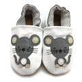 White Mouse Shoes