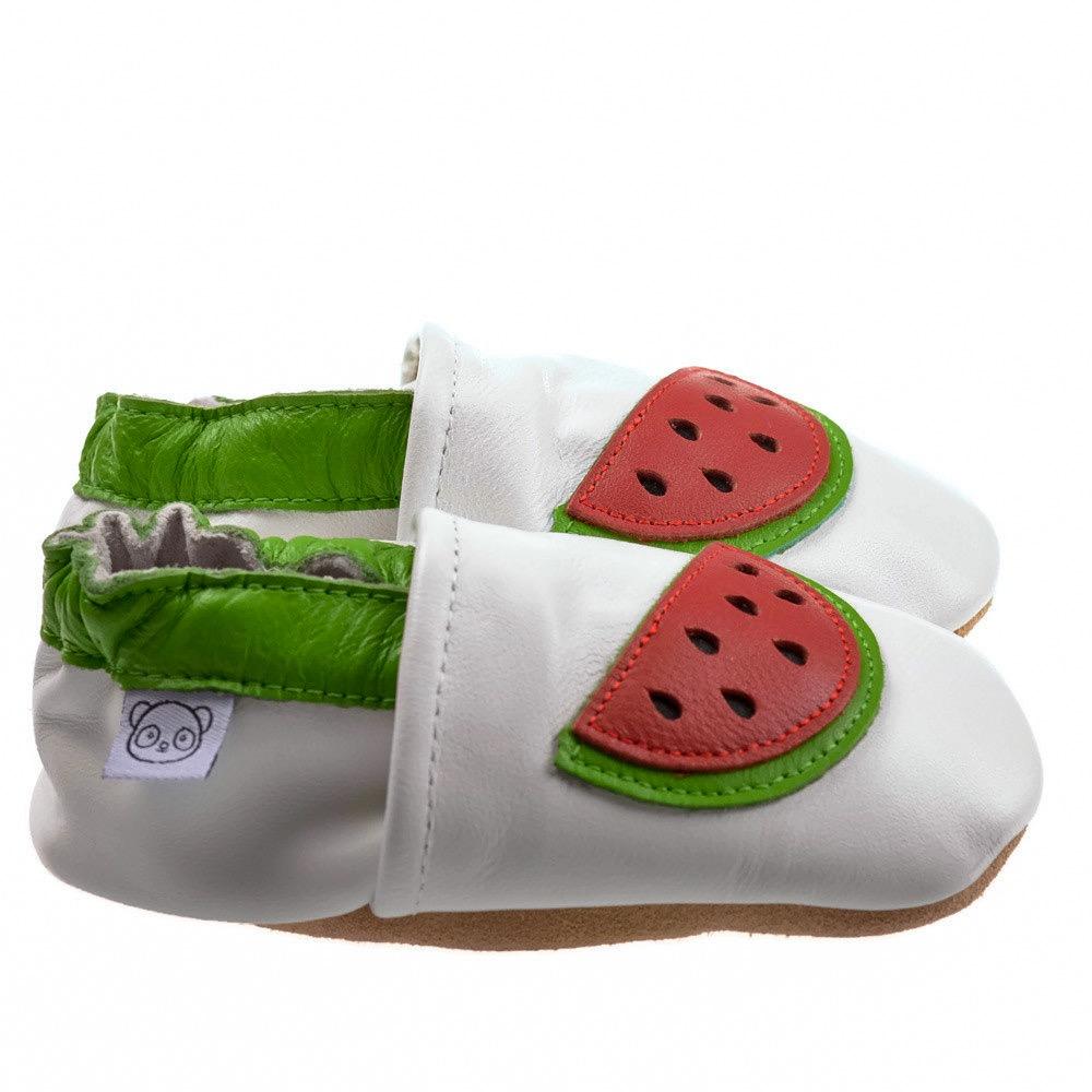White Watermelon Shoes — Panda Feet