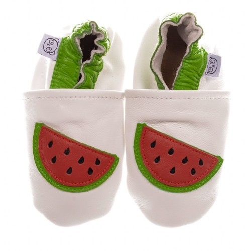 White Watermelon Shoes