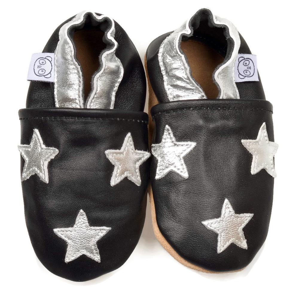 Black Star Shoes — Panda Feet