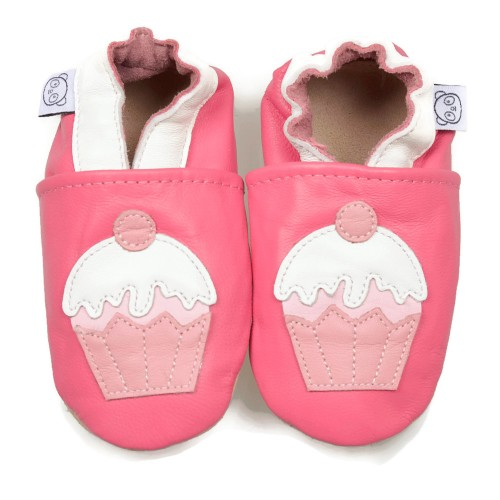 Rose Cupcake Shoes