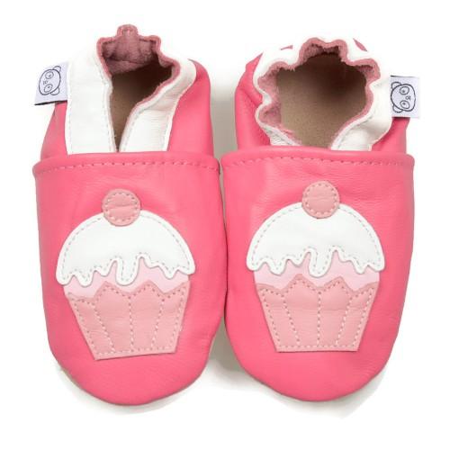Rose Cupcake Shoes